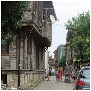 Созополь. На улицах старого города
