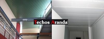 Techos aluminio Huesca