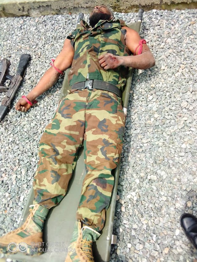 """Operation Chacal: """"General Ayeke killed, Amba stronghold dangles"""