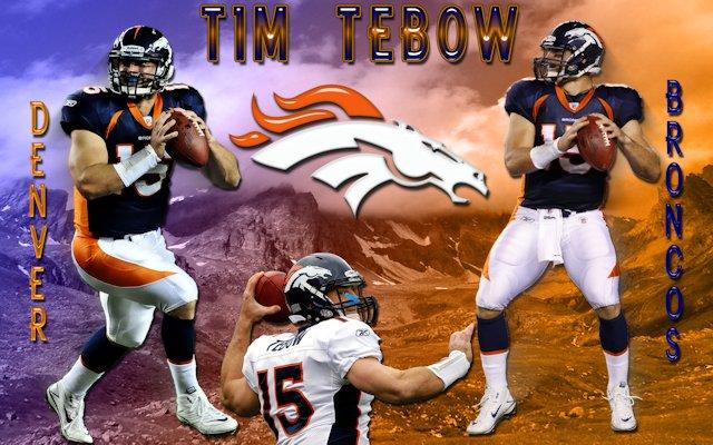 Tim Tebow Denver Broncos Wallpaper