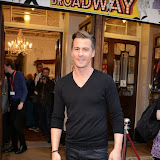 WWW.ENTSIMAGES.COM -  Matt Evers    arriving at          FORBIDDEN BROADWAY - Press Night at Vaudeville Theatre London September 15th 2014Phillip George directs return of Gerard Akessandrini's comedy revue which, when it was first performed in New York, poked fun at a range of Broadway stars including Whoopi Goldberg and Elaine Paige.                                             Photo Mobis Photos/OIC 0203 174 1069