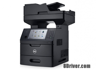 download Dell B5465dnf MFP printer's driver