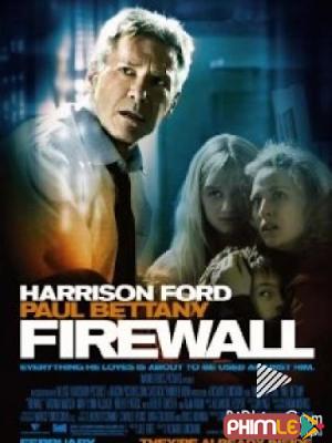 Phim Bức Tường Lửa - Firewall (2006)