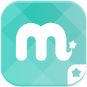 Mydol- Virtual chat, Fanletter icon