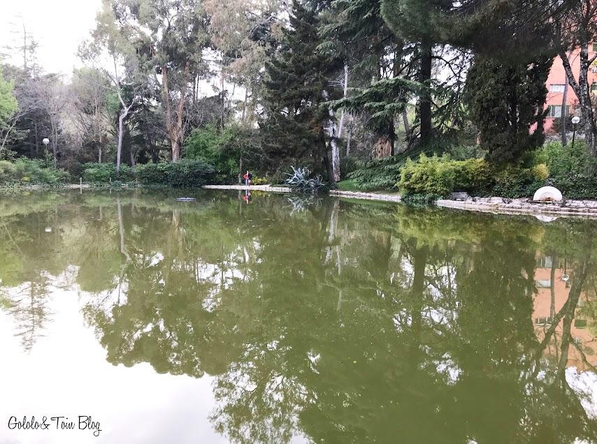 Parques para ir con niños en Madrid: La Quinta de los Molinos