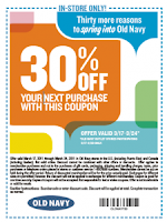 photo about Old Navy Printable Coupon identify Inside Shop: Outdated Military 30% Off Total Order - Queen of Free of charge