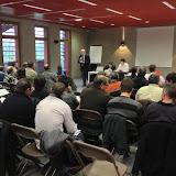 Séminaire du 1er décembre 2012 - Orientations projet de développement