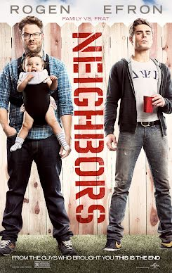 Malditos vecinos - Neighbors (2014)