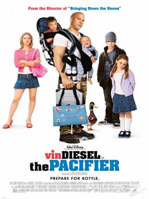 Phim Vệ Sĩ Bất Đắc Dĩ - The Pacifier (2005)