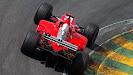 Michael Schumacher Ferrari F2002 Brazil