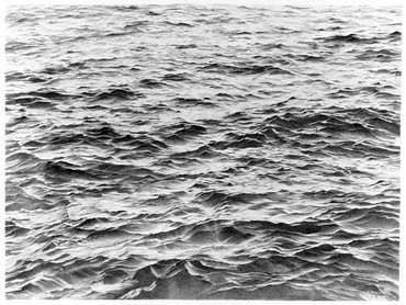 Big Sea II - Vija Celmins