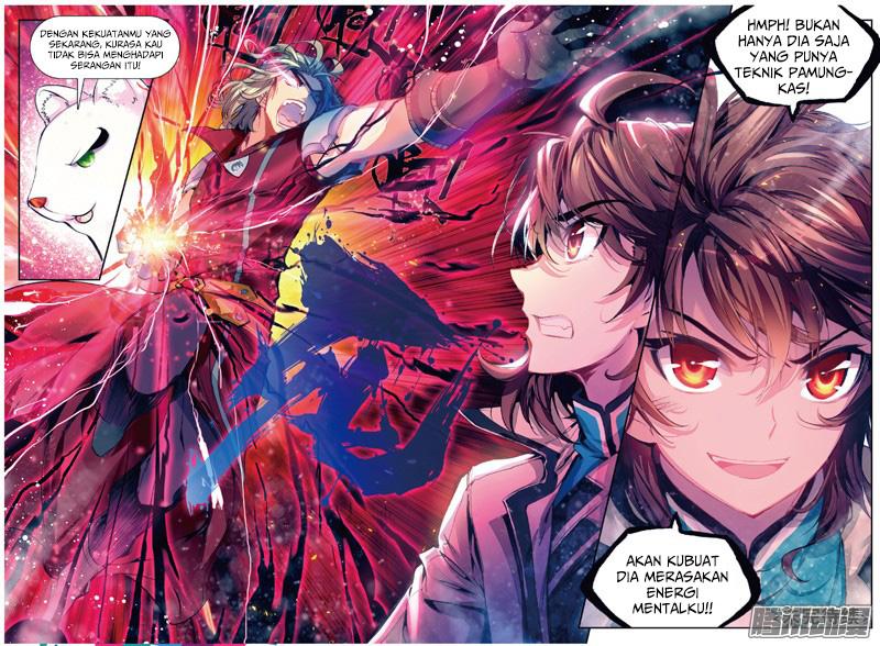 Baca Manga Wu Dong Qian Kun Chapter 33 Komik Station
