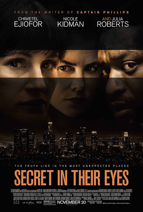 Το Μυστικό στα Μάτια Τους (Secret in Their Eyes) Poster