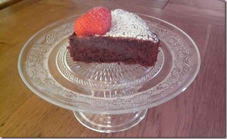 chocolate amaretti cake4