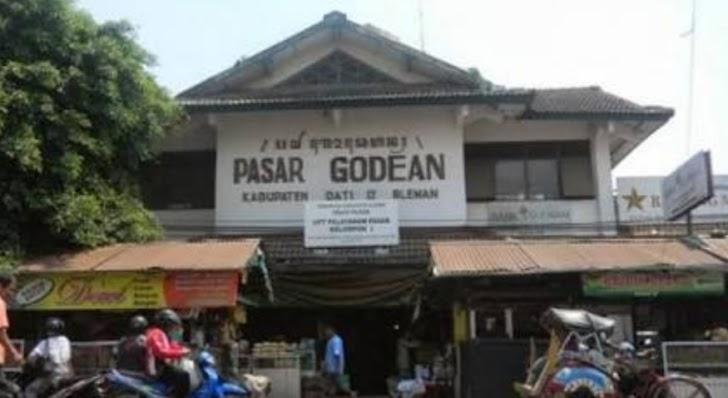 Pasar Tradisional di Sleman Dijadikan Tempat Wisata Kaum Milenial