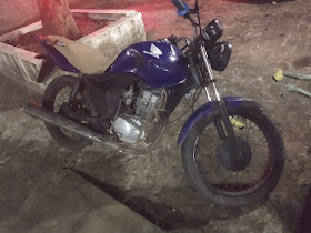 Mais duas motos roubadas são recuperadas pela Polícia Militar em Urbano Santos