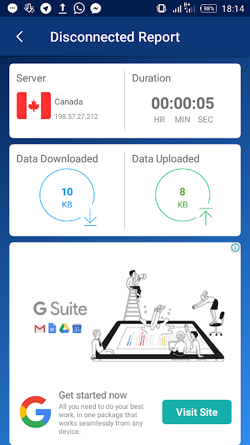 9mobile Free Unlimited Download With WhatsVPN