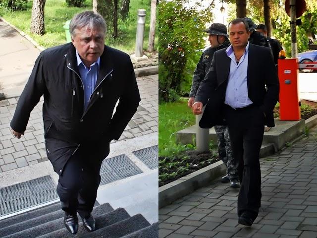 Sorin Iacob şi Vasile Florea, patroni abonaţi la bani publici, audiaţi de DIICOT într-un dosar de spălare de bani şi evaziune fiscală