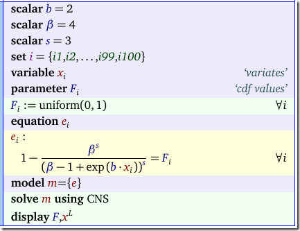 Yet Another Math Programming Consultant: Nonlinear equations