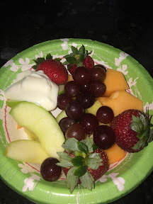 Healthy Eats: Fruit Bowl