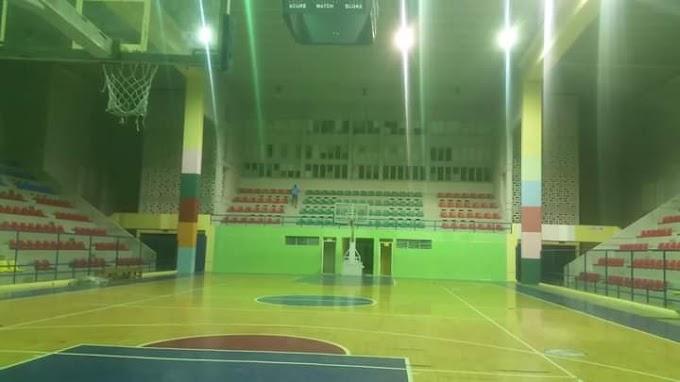 Barahona:- Anuncian iluminación del Palacio de los Deportes