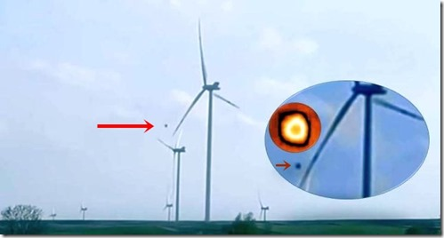 ufo wind turbines poland
