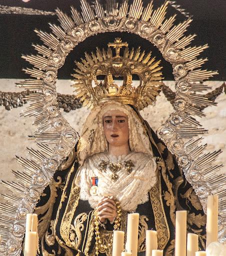 AionSur Soledad4 Palma y Piedad inician mañana los ensayos de la Magna Mariana con la igualá Marchena Provincia Semana Santa