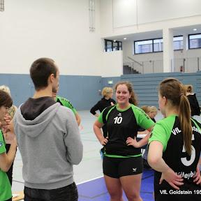 3:2 Sieg unserer Damen gegen TG Zeilsheim