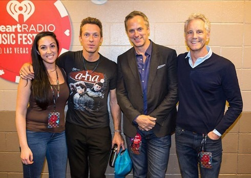 Coldplay iHeartRadio Music Festival 2015-500