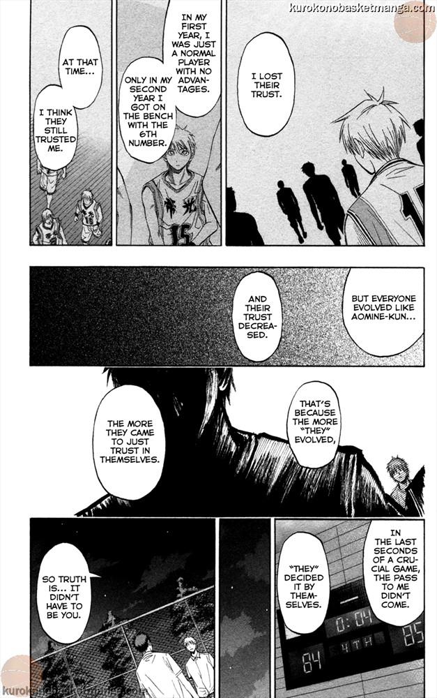 Kuroko no Basket Manga Chapter 57 - Image 600/9