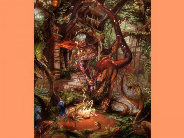 Dragon Of Trees, Dragons 2