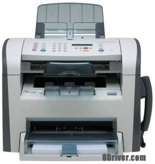 Free download HP LaserJet M1319 Printer series driver and setup