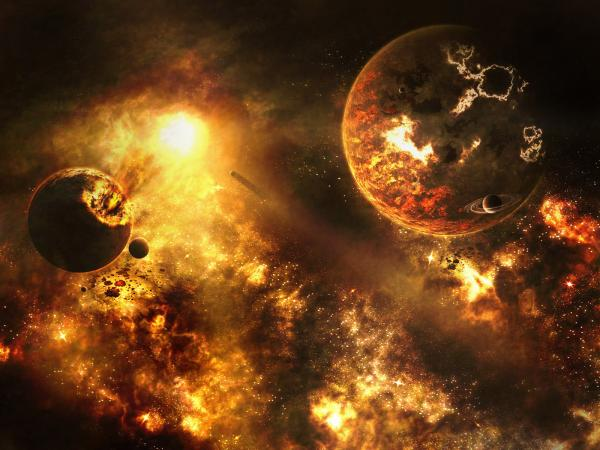 Magick Universe Of Dream, Space And Universe 1