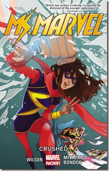 ms marvel volume 3 crushed