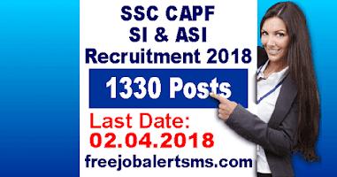 SSC CAPF