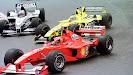 Michael Schumacher Ferrari F1-2000
