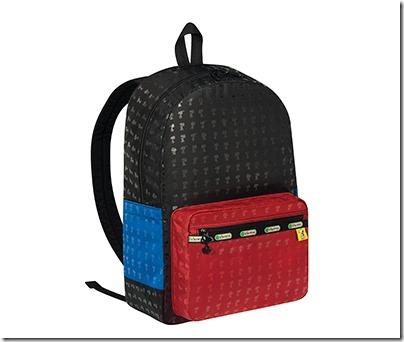 Peanuts X LeSportsac 8266 Essential Backpack 01