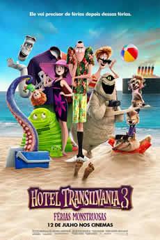 Hotel Transilvânia 3: Férias Monstruosas  Torrent