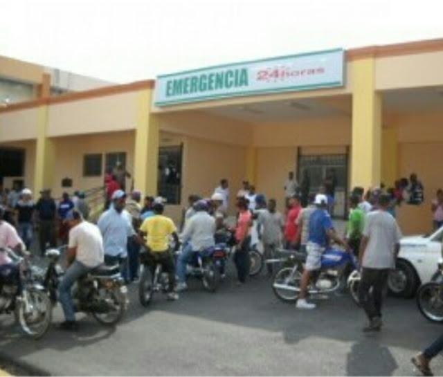BARAHONA: Adolescente muere al ser impactado por ambulancia