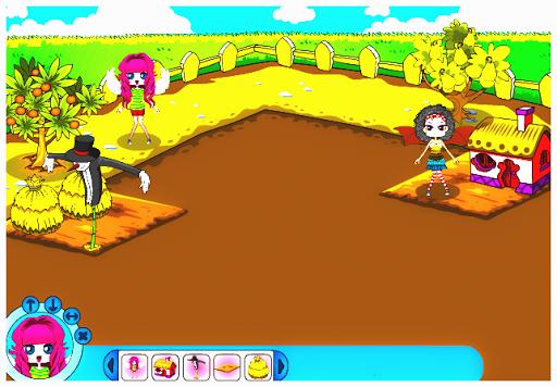 เกมส์นางฟ้าทำสวนผลไม้
