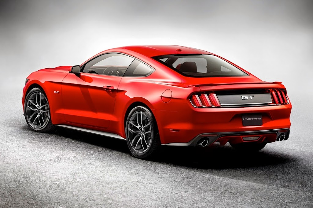 05 2015 Ford Mustang 1