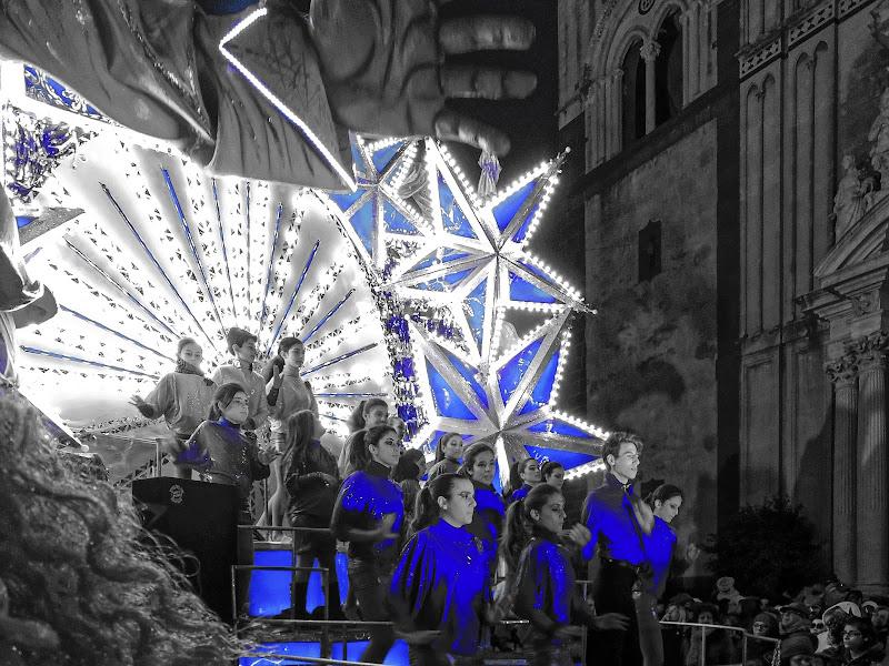 blue carnival di Yasis
