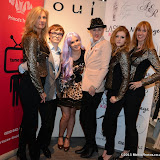 WWW.ENTSIMAGES.COM -    Mel Gough, Fossy Meade, Kitty Brucknell, Lewis-Duncan Weedon, Olivia Howell and Fiona Grant    at    Oui Fashion Fabulous In Aid Of The Princes Trust  at Harpenden Hertfordshire September 23rd 2013                                              Photo Mobis Photos/OIC 0203 174 1069