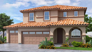 Dusk floor plan in Signatures Series by Lennar Homes in Layton Lakes Gilbert AZ 85297