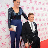 OIC - ENTSIMAGES.COM - Emily Thorne and David Weir  at the Tesco Mum Of The Year Awards in London 1st March 2015  Photo Mobis Photos/OIC 0203 174 1069