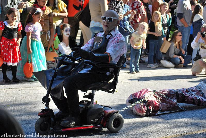 Atlanta halloween parade