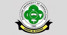 Image result for sokoine university of agriculture