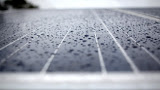 Solar panel technology could turn raindrops into electric power