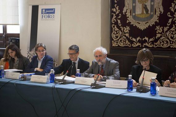 25 proyectos en 2016 del Foro de Empresas por Madrid