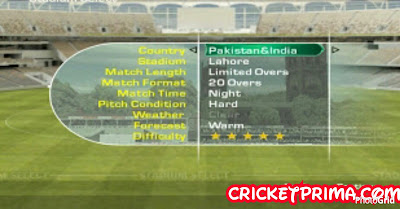 EA Sports Cricket games 2017